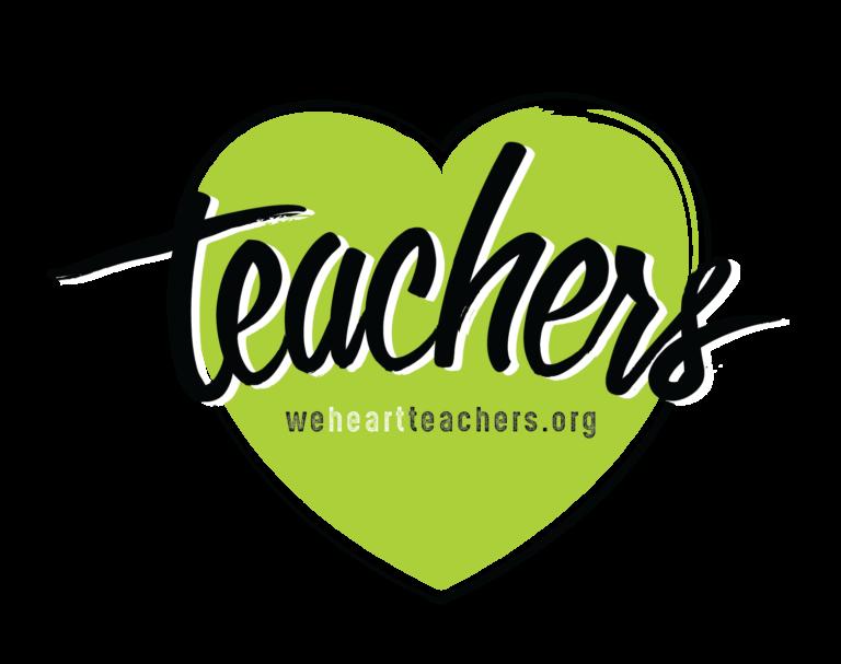 We Heart Teachers Napa Valley Education Foundation